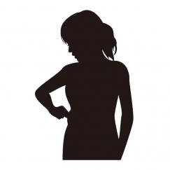 ダイエットする女性8